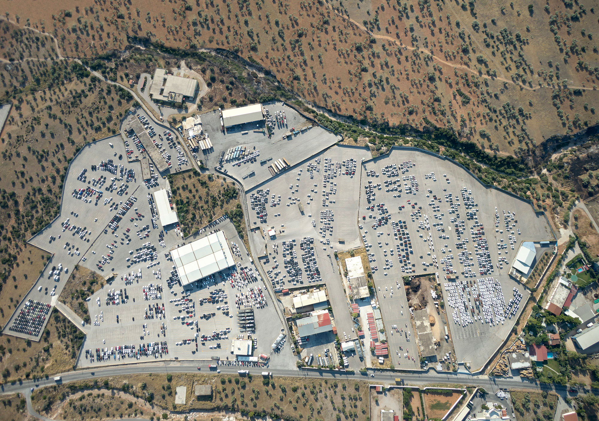 Ferst Automotive Logistics AG Design Agency